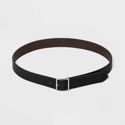 Women's Pilgrim Reversible Square Buckle Belt - Universal Thread™