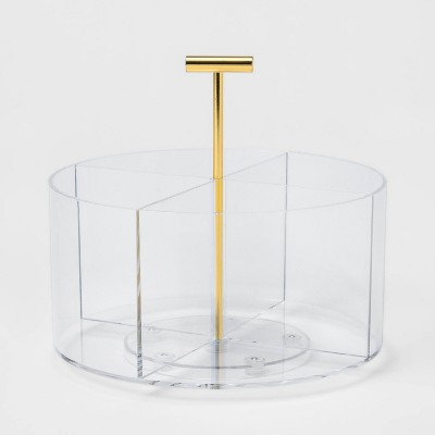 Acrylic Round Desktop Organizer - Project 62™