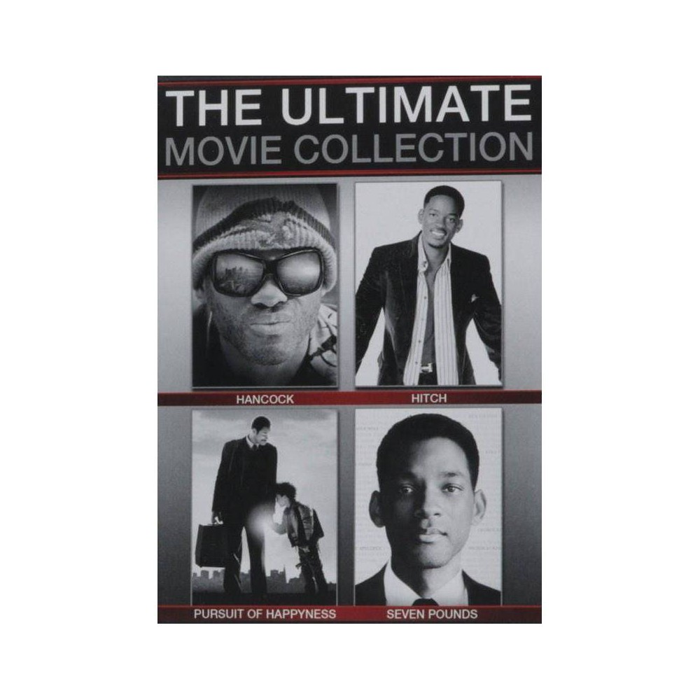 Will Smith Collection (Dvd)