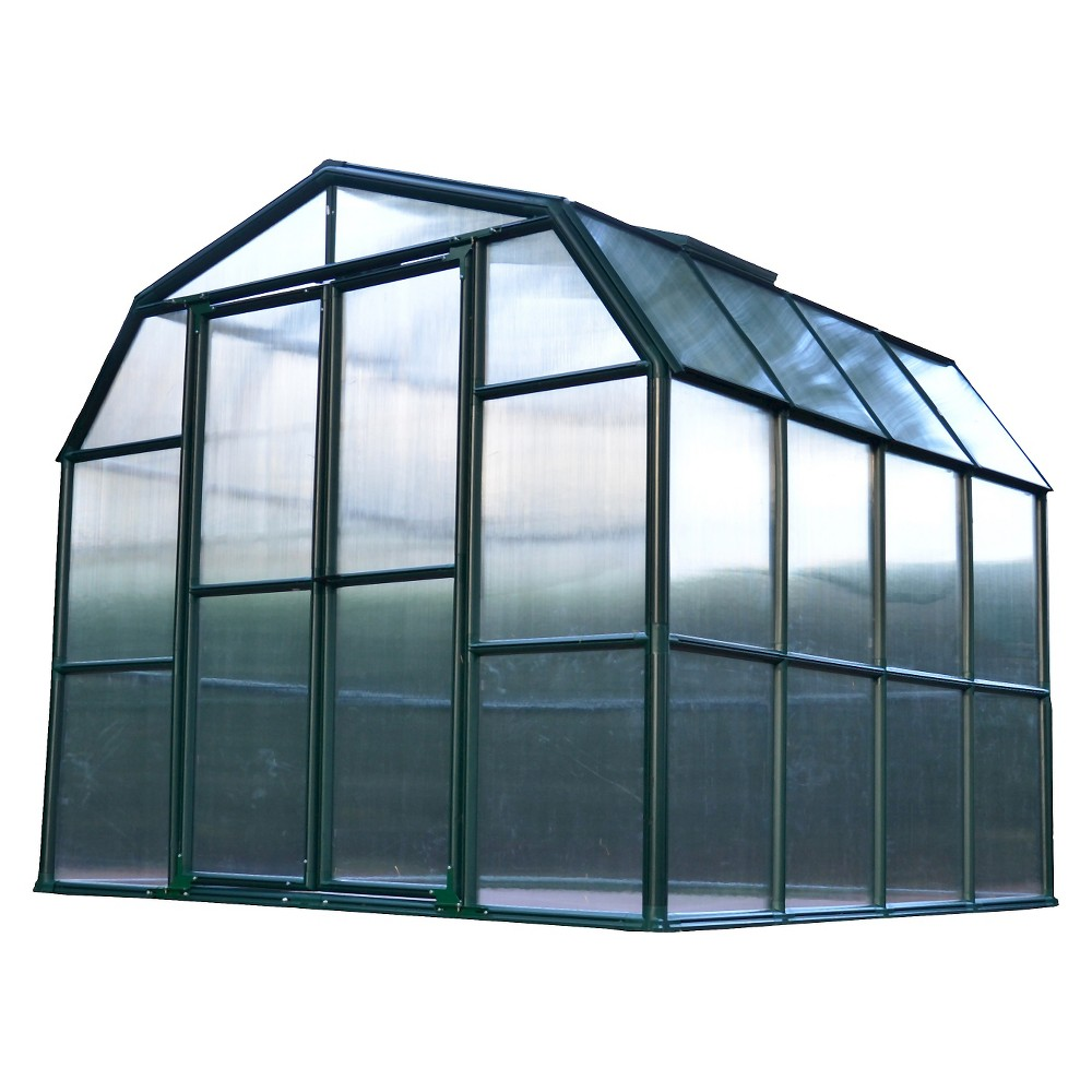 Image of 8' x 8 Grand Gardener 2 Twin Wall - Forest - Rion