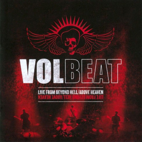 Volbeat - Live from beyond hell/Above heaven (CD) - image 1 of 1
