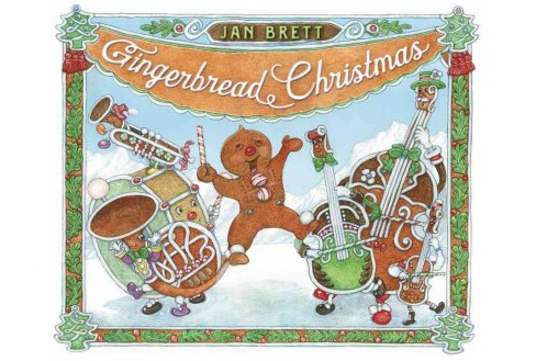 Gingerbread Christmas - image 1 of 1