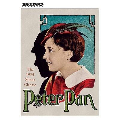 Peter Pan (DVD)(2019)
