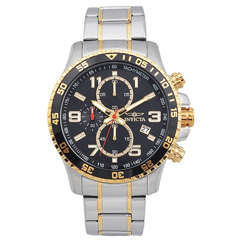 Men's Invicta 14876 Specialty Stainless Steel Quartz Link Watch - Two Tone - image 1 of 3