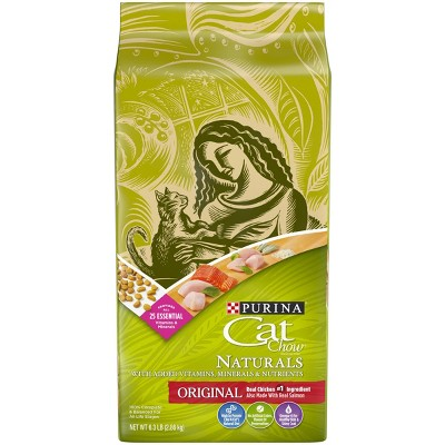 Cat Food: Purina Cat Chow Naturals