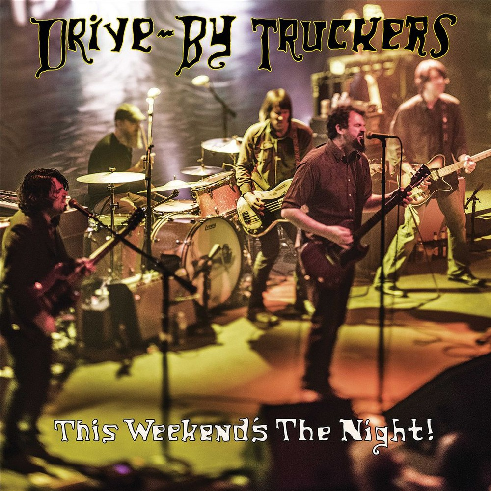 Drive-by Truckers - This Weekend's The Night:Highlights F (Vinyl)