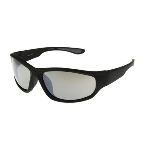 c6c2546a82 Foster Grant Men s Rectangle Sunglasses - Black   Target