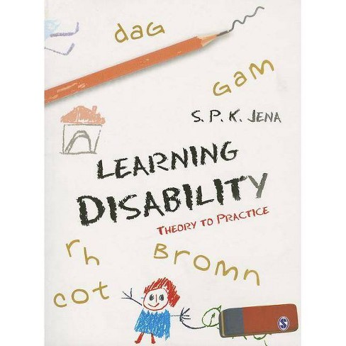 Learning Disability - by  S P K Jena (Paperback) - image 1 of 1