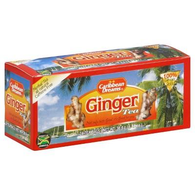 Iberia Caribbean Dreams Ginger Tea - 24ct