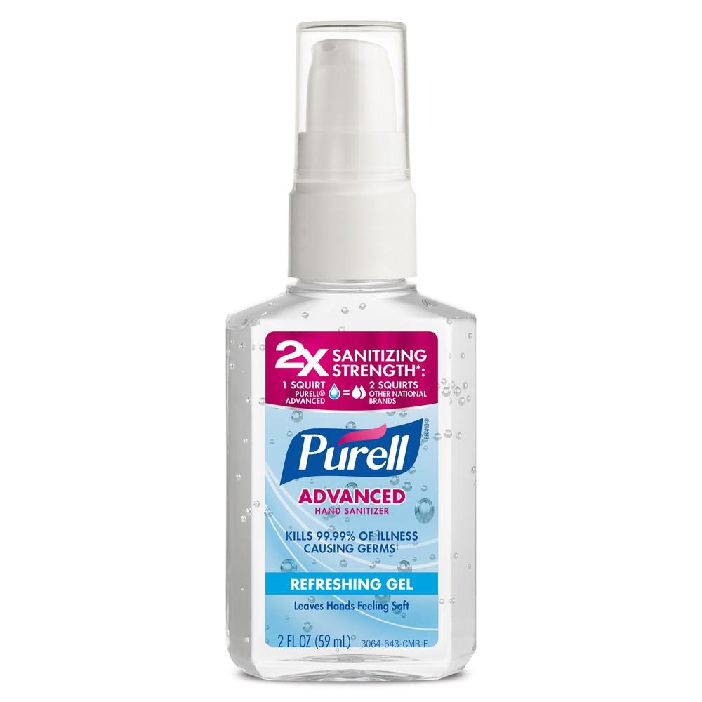 Purell 2 floz Hand Sanitizer
