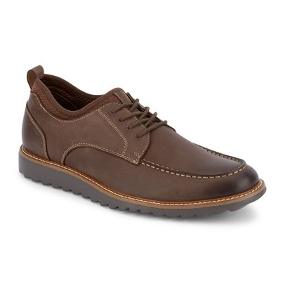 Dockers Mens Faraday Leather SMART SERIES Dress Casual Oxford Shoe