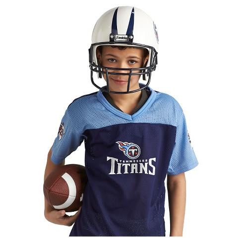 e3daa58ceb1 Franklin Sports NFL Tennessee Titans Deluxe Uniform Set : Target