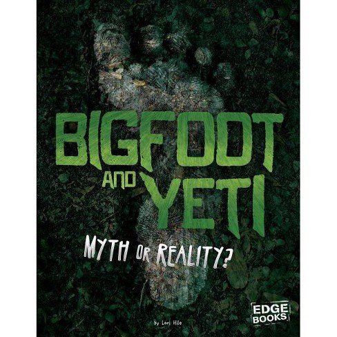 Bigfoot and Yeti - (Investigating Unsolved Mysteries) by  Mary Colson (Paperback) - image 1 of 1
