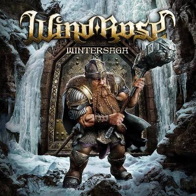 Wind Rose - Wintersaga (CD)