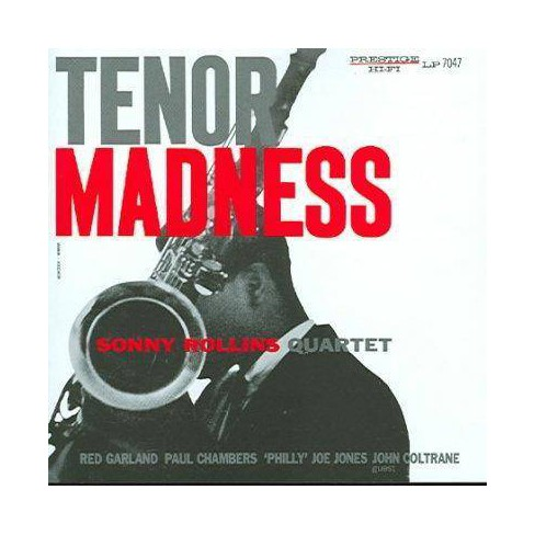 Sonny Rollins - Tenor Madness (CD) - image 1 of 1