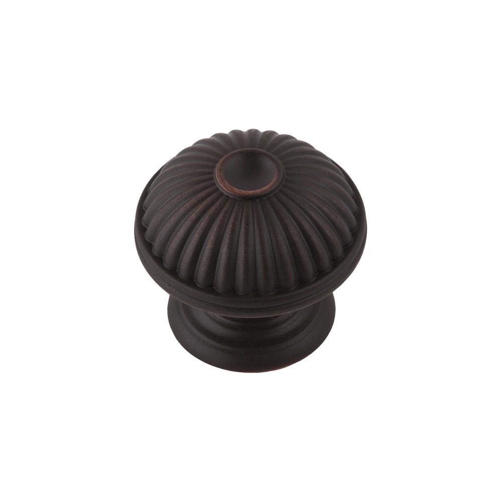 Sumner Street Home Hardware - 1.5 - 4 -Piece - Knob - Oil-Rubbed Bronze Belmont, Oil Rubbed Bronze