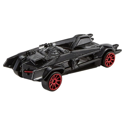 Hot Wheels Star Wars: The Last Jedi - Kylo Ren's TIE Silencer Carship Vehicle - image 1 of 3