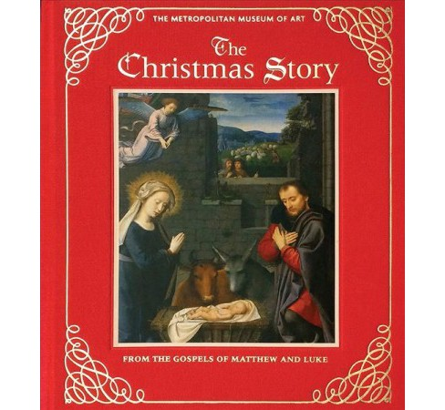 Christmas Story : From the Gospels of Matthew and Luke -  Deluxe (School And Library) - image 1 of 1