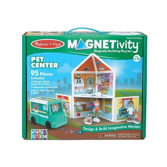 Melissa & Doug Magnetivity - Pet Center image number null