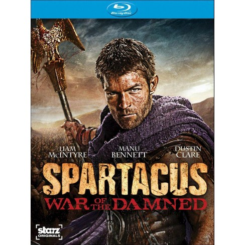 Spartacus: War of the Damned (3 Discs) (Blu-ray) - image 1 of 1