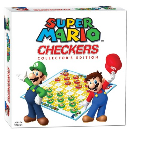 Checkers: Super Mario™ Game - image 1 of 2