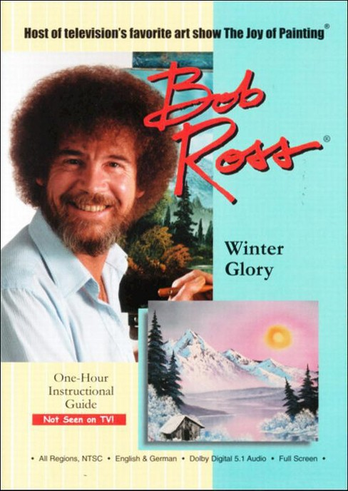 Bob ross:Joy of painting winter glory (DVD) - image 1 of 1