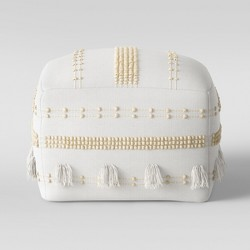 Lory Pouf Textured - Opalhouse™