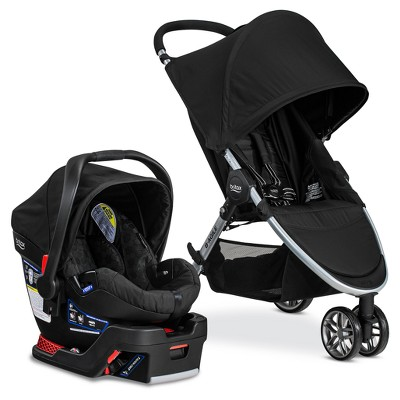 Britax® B-Agile & B-Safe 35 Travel System - Black