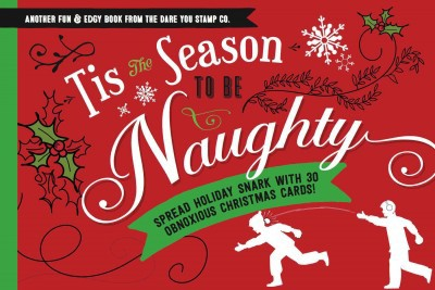 tis the season to be naughty spread holiday snark with 30 obnoxious christmas cards stationery target - Target Photo Christmas Cards