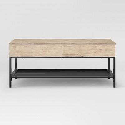 Gentil Loring Coffee Table   Vintage Oak   Project 62™