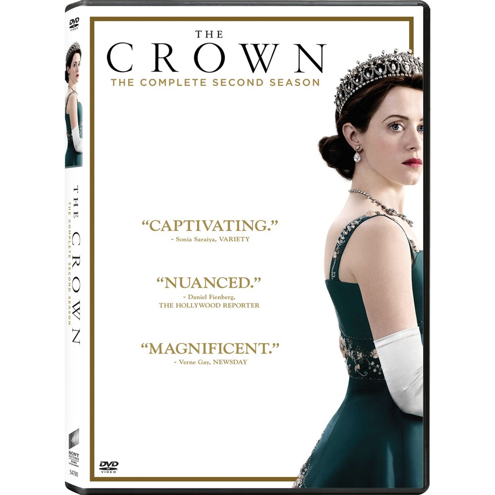The Crown : Season Two (Dvd)