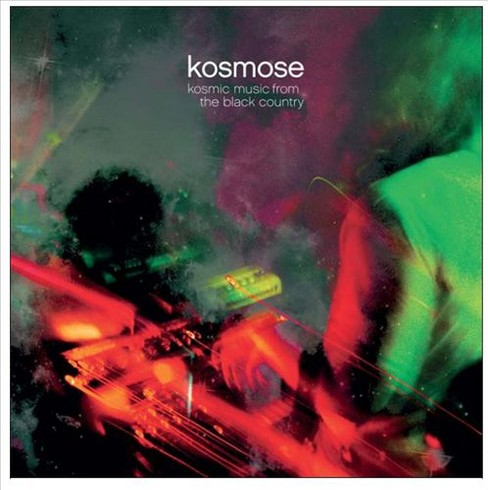 Kosmose - Kosmic music from the black country (CD) - image 1 of 1
