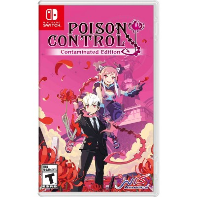 Poison Control: Contamination Edition - Nintendo Switch