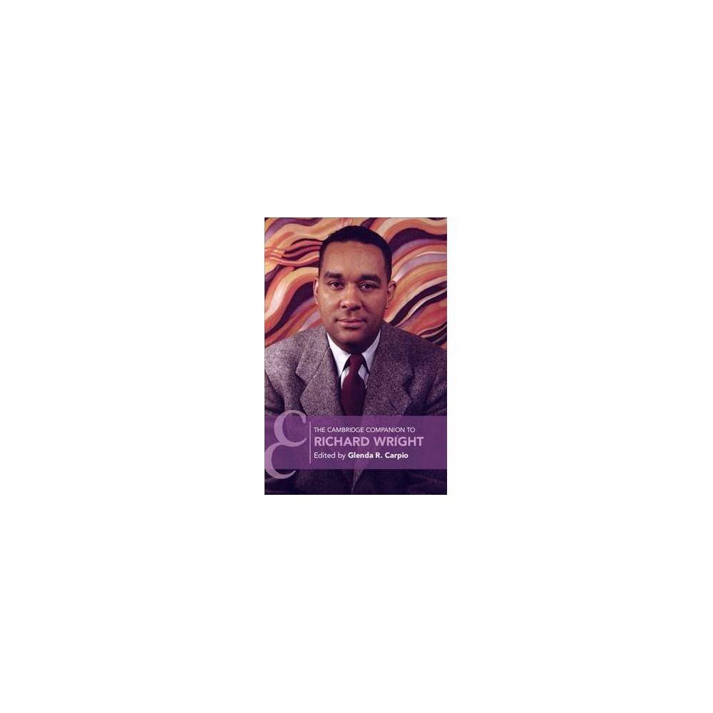 Cambridge Companion to Richard Wright - (Hardcover)