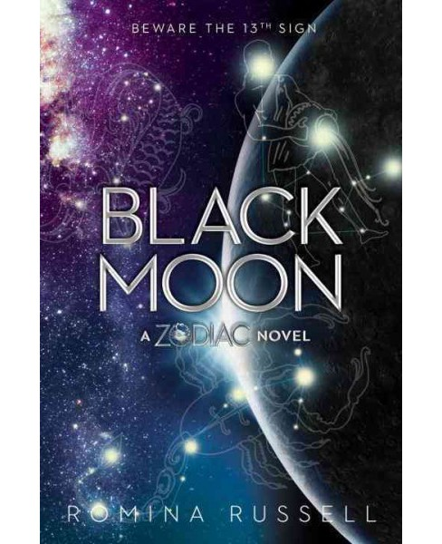 Black Moon (Hardcover) (Romina Russell) - image 1 of 1
