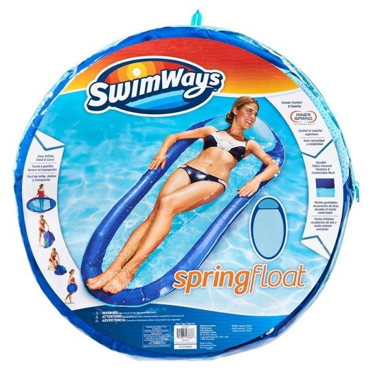 SwimWays Spring Float, water floats and inflatables image number null