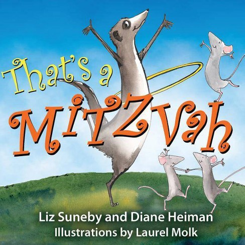 That's a Mitzvah - by  Diane Heiman & Liz Suneby (Board_book) - image 1 of 1