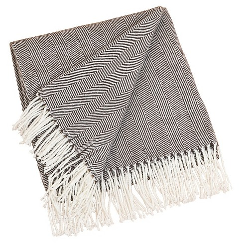 Herringbone Throw - image 1 of 1
