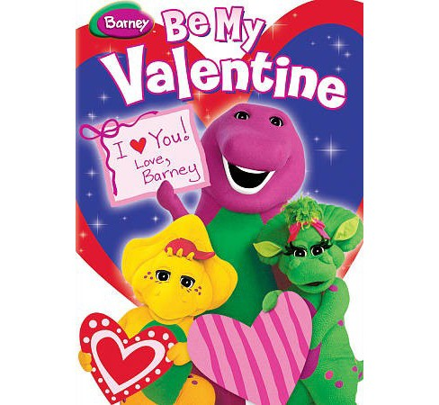 Barney:Be My Valentine (DVD) - image 1 of 1