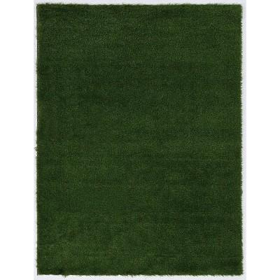 6'x8' Tenacious Turf Outdoor Rug Green - Foss Floors