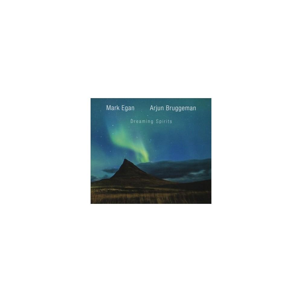 Mark Egan - Dreaming Spirits (CD)