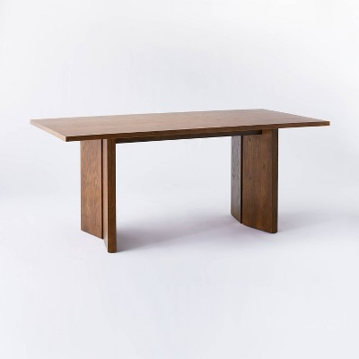 Bell Canyon Solid Wood Dining Table - Threshold™ designed with Studio McGee