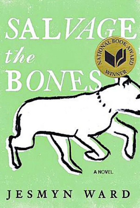 Salvage the Bones (Paperback) by Jesmyn Ward - image 1 of 1