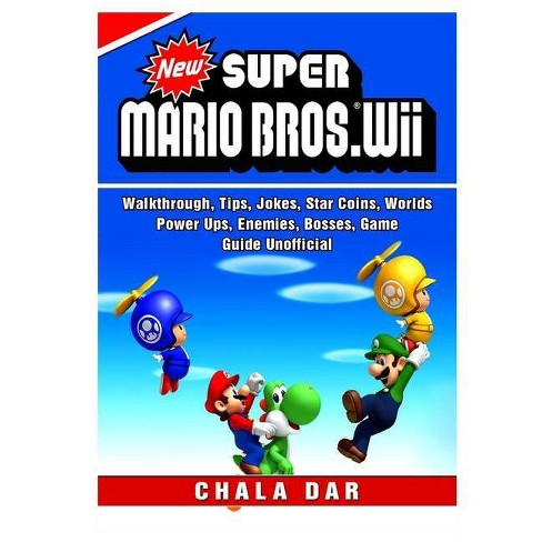 New Super Mario Bros Wii, Walkthrough, Tips, Jokes, Star Coins, Worlds,  Power Ups, Enemies, Bosses, Game