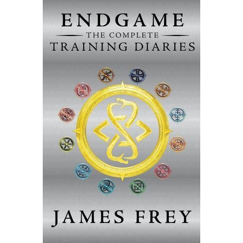 Endgame: The Complete Training Diaries - by  James Frey (Paperback) - image 1 of 1