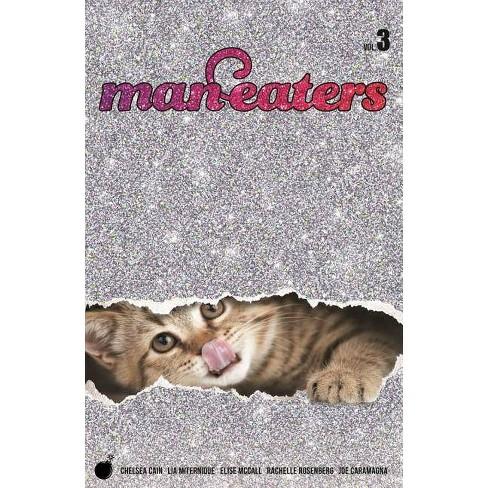 Man-Eaters Volume 3 - (Paperback) - image 1 of 1