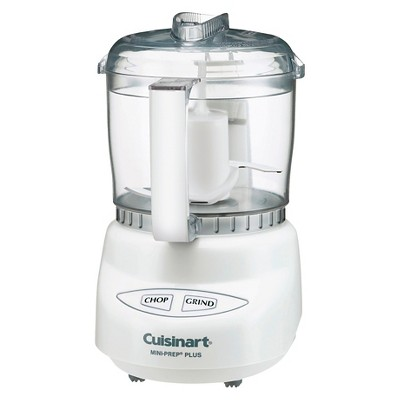 Cuisinart Mini Prep Plus 3 Cup Food Processor - White - DLC-2A