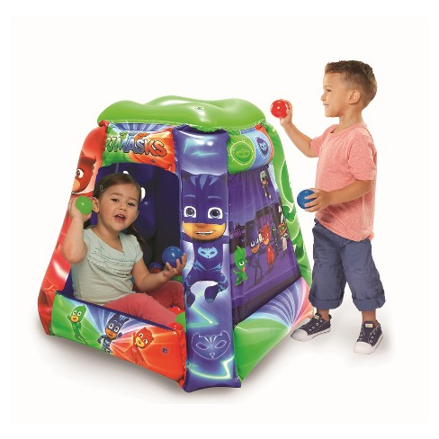 PJ Masks Playland with 20 Balls - image 1 of 2