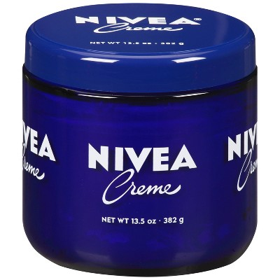 Body Lotions: Nivea Creme