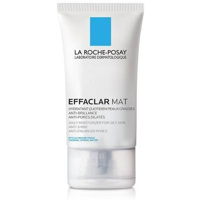 La Roche Posay Effaclar Mat Anti-Shine Face Moisturizer for Oily Skin - 1.35oz